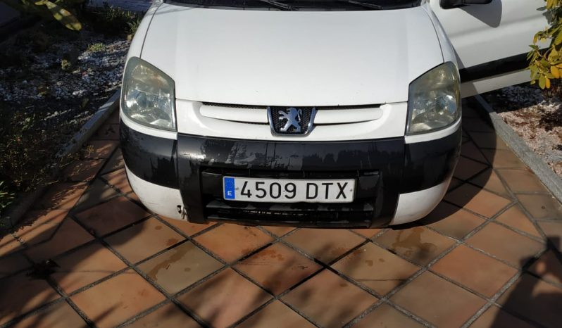 Peugeot Partner full