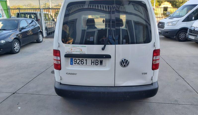 Volkswagen Caddy full