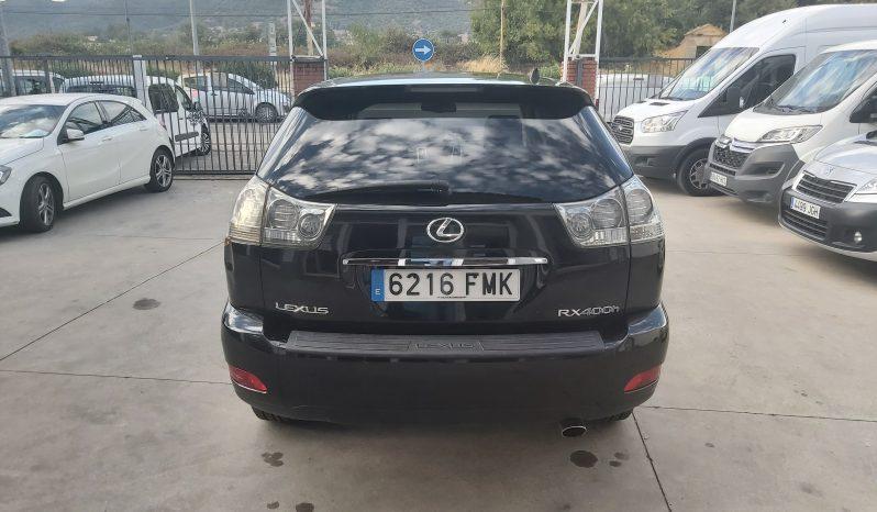 Lexus RX 450H full
