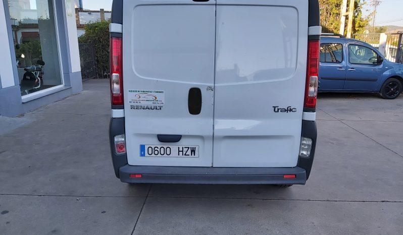 Renault Trafic full
